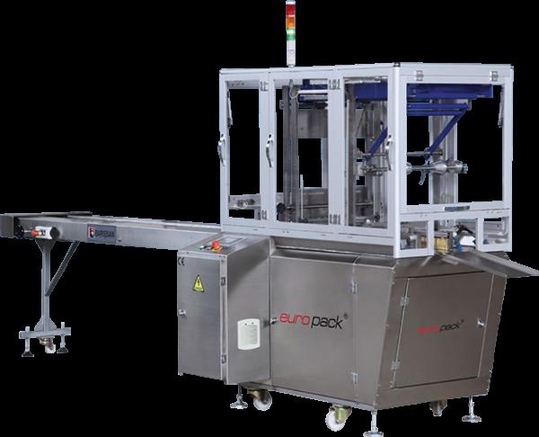 Europack® Çift Sargılı Paketleme Makinası