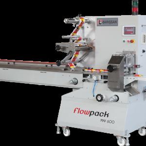 Yatay Paketleme Makinası Flowpack MXF600