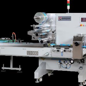 Yatay Paketleme Makinası Flowpack U1000